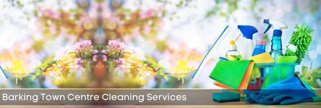 Barking Town Centre cleaning services provided by Abaf Cleaning Services London