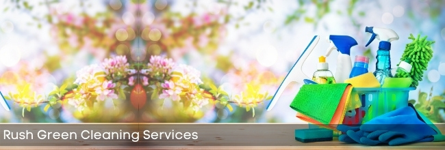 Rush Green cleaning services provided by Abaf Cleaning Services London